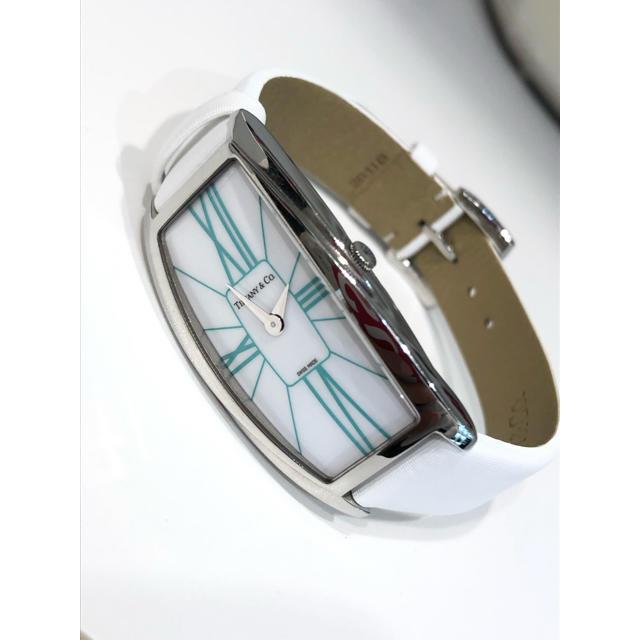 Tiffany & Co. - 美品 格安‼️Tiffany&Co. 時計の通販 by m|ティファニーならラクマ