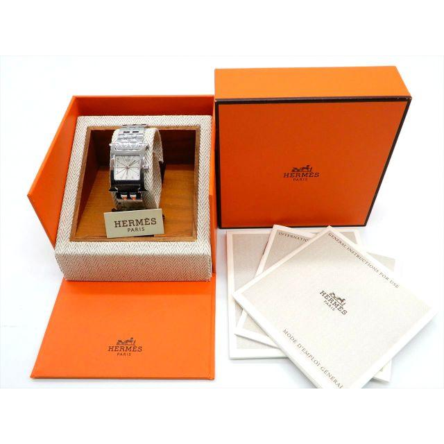 Hermes - 超美品 HERMES/エルメス Hウォッチ HH1.210 箱付の通販 by full-brandy's shop|エルメスならラクマ