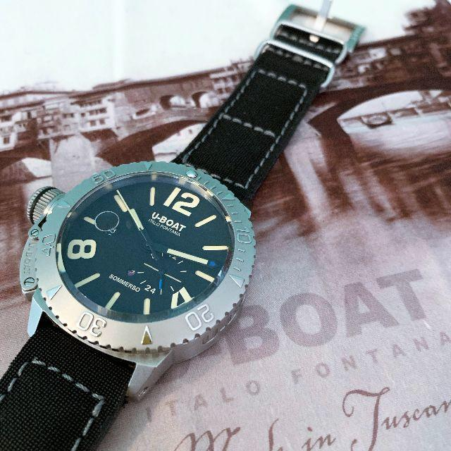 U-BOAT - 本物★ ユーボート U-BOAT  300m防水 ★購入店舗の保証残有の通販 by AnMonoSHOPです。よろしくお願いいたします。|ユーボートならラクマ