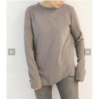 DEUXIEME CLASSE - 新品未使用 Layering Tシャツ ブラウンB ドゥーズィエムクラス