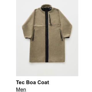 HYKE - The north face Tec boa coat Tan S