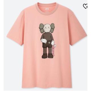 ユニクロ(UNIQLO)のUNIQLO カウズUT グラフィックTシャツ 新品未使用 タグ付き XS(Tシャツ/カットソー(半袖/袖なし))