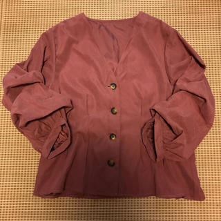 グレイル(GRL)のブラウス 秋服 Tシャツ シフォンブラウス (シャツ/ブラウス(長袖/七分))