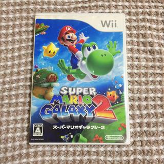 Wii - 任天堂【スーパーマリオギャラクシー2】Wii ゲームソフト