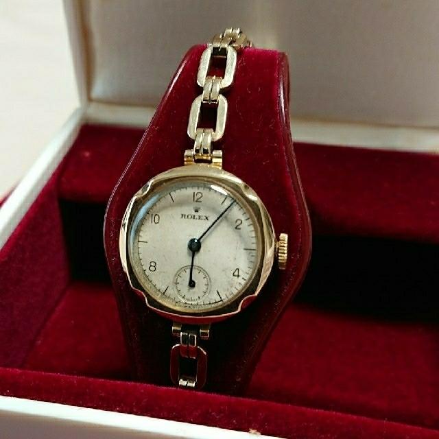 ROLEX - ROLEX スモセコ 1930年代 アンティーク腕時計の通販 by メープル's shop|ロレックスならラクマ