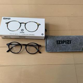 ロンハーマン(Ron Herman)の送料無料!IZIPIZI リーディンググラス 伊達眼鏡 茶色(サングラス/メガネ)