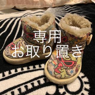 ヒステリックミニ(HYSTERIC MINI)のししゃもちゃん専用♡(ブーツ)