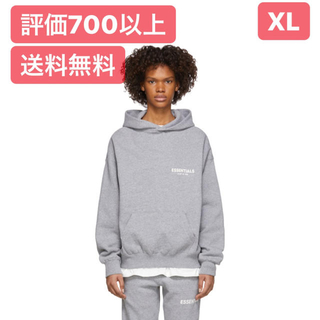 FEAR OF GOD - XL【最安値】Essentials Pullover Hoodie