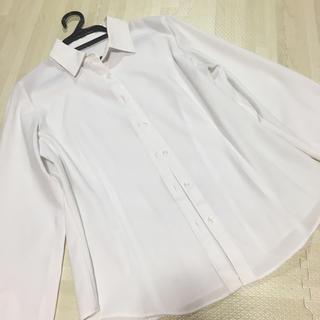 イオン(AEON)のレディースカッターシャツ 13号(シャツ/ブラウス(長袖/七分))
