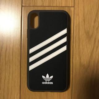 アディダス(adidas)のiPhone XR ケース(iPhoneケース)