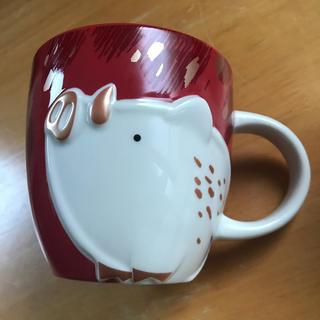 Starbucks Coffee - スタバ 干支マグ 猪