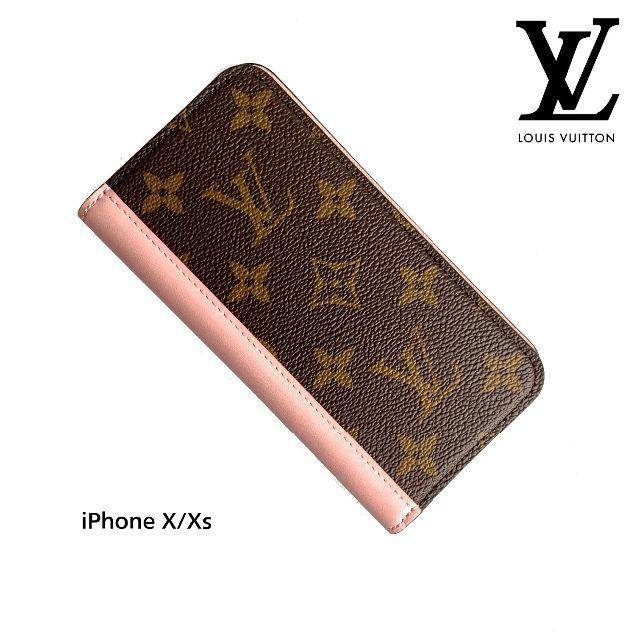 LOUIS VUITTON - ★新品★正規店購入★ルイヴィトン iPhoneカバー IPHONE X XSの通販
