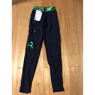 ツータイムズユー(2XU)の2XU  men's リカバリーモデル ロングパンツ green Sサイズ(レギンス/スパッツ)