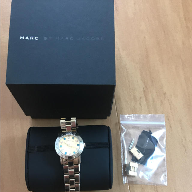 MARC BY MARC JACOBS - マークバイマークジェイコブス 腕時計の通販 by m|マークバイマークジェイコブスならラクマ