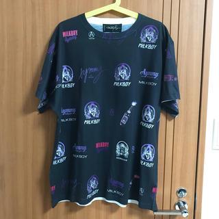 ミルクボーイ(MILKBOY)のmilkboy aymmy コラボTシャツ(Tシャツ(半袖/袖なし))