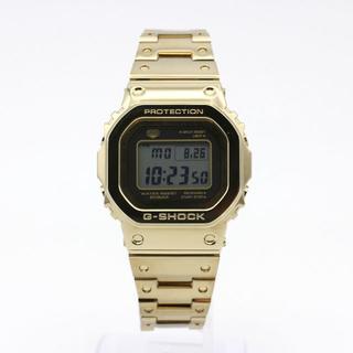カシオ(CASIO)のカシオ CASIO G-SHOCK GMW-B5000TFG-9JR 極美品(腕時計(デジタル))