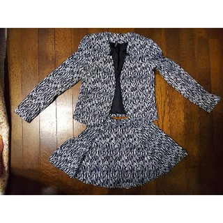 エイチアンドエム(H&M)のジャケットスカートセット(セット/コーデ)
