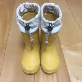 ムジルシリョウヒン(MUJI (無印良品))のお値下げ♡無印良品♡レインシューズ♡16-17cm(長靴/レインシューズ)