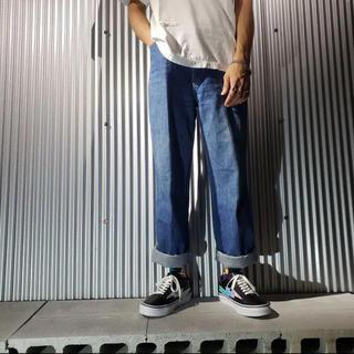 カルバンクライン(Calvin Klein)のCalvin Klein 90s デニムパンツ ロゴタグ カルバンクライン(デニム/ジーンズ)