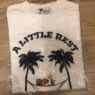 ハワイ スヌーピーTシャツ
