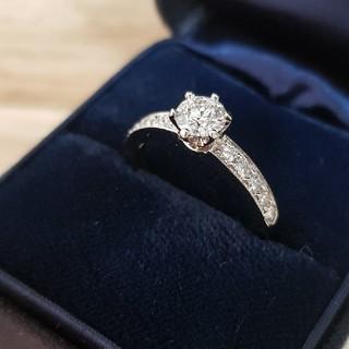 ティファニー(Tiffany & Co.)の[確認用①] ティファニー ダイヤモンド セット リング(リング(指輪))
