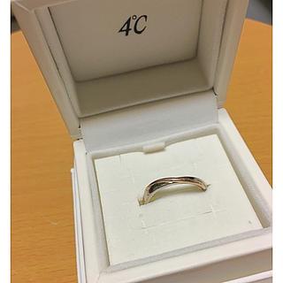 ヨンドシー(4℃)の4°C  リング(リング(指輪))