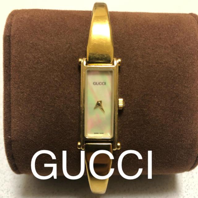 Gucci - GUCCI グッチ 1500 腕時計の通販 by 新米パパ's shop|グッチならラクマ