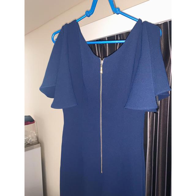 DURAS(デュラス)のDURAS ワンピース レディースのフォーマル/ドレス(ミディアムドレス)の商品写真