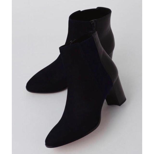 Odette e Odile(オデットエオディール)のショートブーツ  レディースの靴/シューズ(ブーツ)の商品写真