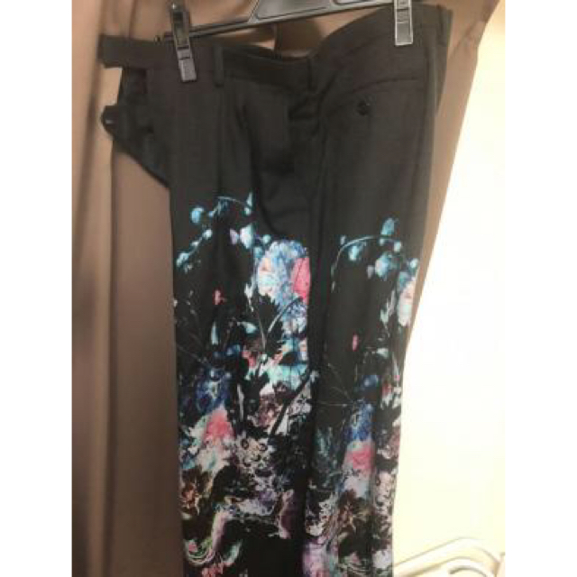 LAD MUSICIAN(ラッドミュージシャン)のラッドミュージシャン  19ss クロップドワイドパンツ メンズのパンツ(スラックス)の商品写真