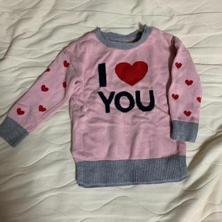 ベビーギャップ(babyGAP)のセーター(ニット)