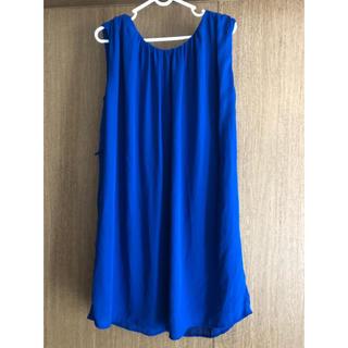 FOREVER 21 - ブルー ドレス ワンピース