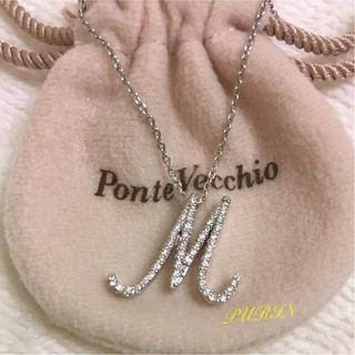 PonteVecchio - PonteVecchio ダイヤネックレス
