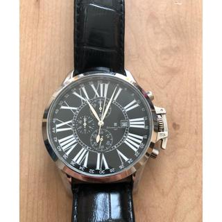 Salvatore Marra - サルバトーレマーラ  時計 レザー 革 ブラック