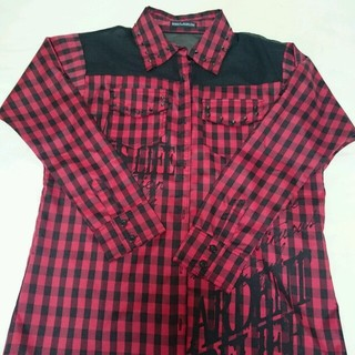 ゴーストオブハーレム(GHOST OF HARLEM)の新品☆シャツ(シャツ/ブラウス(長袖/七分))