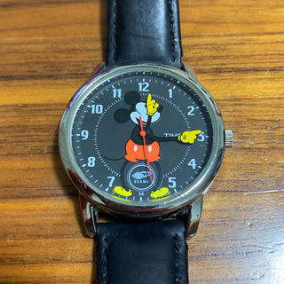 ビームス(BEAMS)のbeams×disney×timexのコラボ時計 (ユニセックス)(腕時計(アナログ))