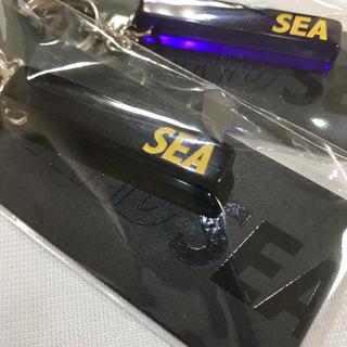 シー(SEA)のWIND AND SEA キーホルダー2本セット(キーホルダー)