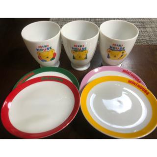 ミキハウス(mikihouse)のミキハウス  陶器(グラス/カップ)
