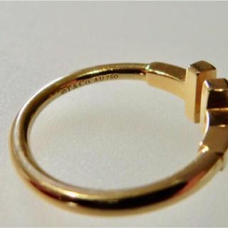 TIFFANY  Tワイヤーリング #7(リング(指輪))
