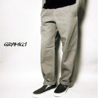 グラミチ(GRAMICCI)の超希少 90s ビンテージ USA製 グラミチ ルーズ クライミング パンツ(チノパン)