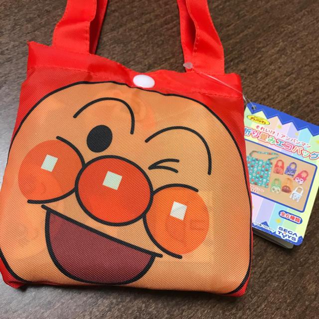 アンパンマン(アンパンマン)のアンパンマン エコバッグ  レディースのバッグ(エコバッグ)の商品写真