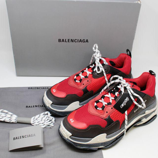バレンシアガ(Balenciaga)のきあぬりーぶす様専用新品 2019SS BALENCIAGA トリプルS(スニーカー)