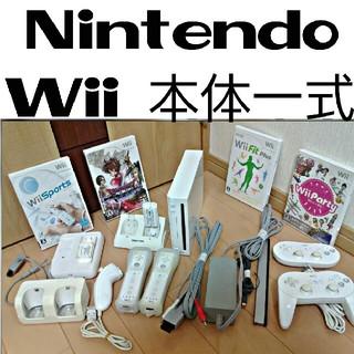 Wii - Wii本体 RVL-001