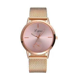 ★大人気★ ピンクゴールド ムーブメント レディース腕時計 Watch (腕時計(デジタル))