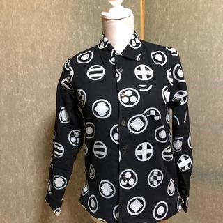ソウソウ(SOU・SOU)の① sou sou 長袖シャツ家紋 (Tシャツ(長袖/七分))