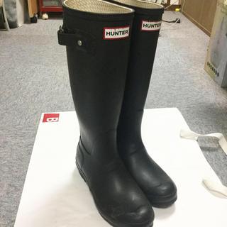 HUNTER - HUNTER ハンター レインブーツ 長靴 レインシューズ