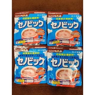 セノビックミルクココア 224g x 4袋