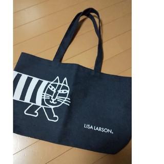 Lisa Larson - リサラーソン 新品 デニム トートバッグ