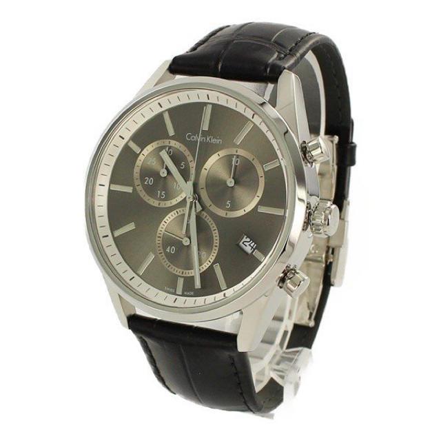 カルバンクライン メンズ FORMALITY 時計 K4M271C3 の通販 by いちごみるく。's shop|ラクマ