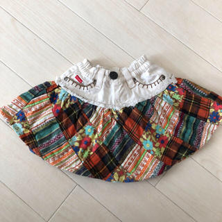 titicaca - チチカカ キッズ スカート90